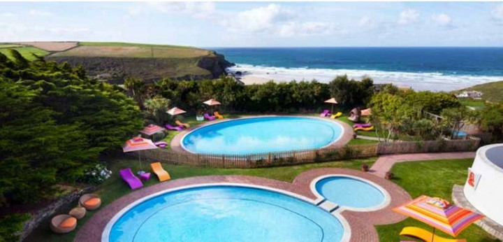 bedruthan outdoor pool