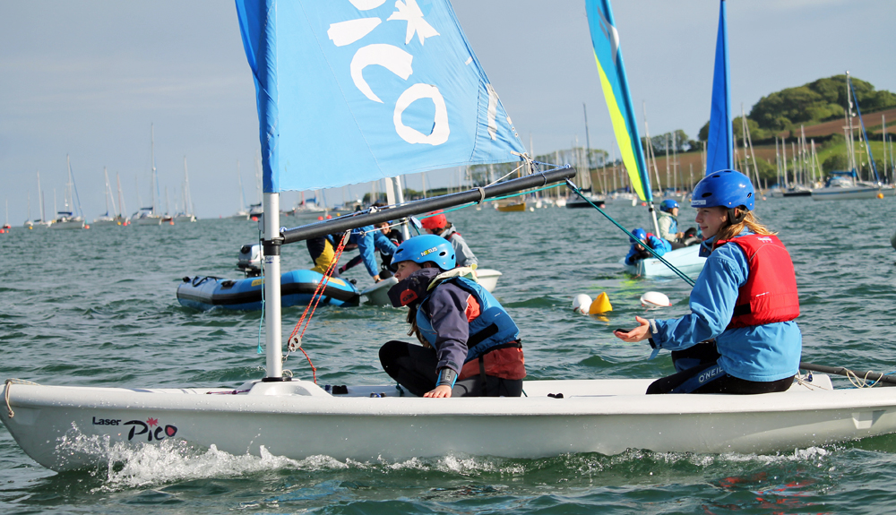Truro High School for Girls Sailing Club