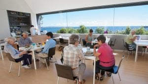 Newlyn Art Gallery and The Exchange Cafe