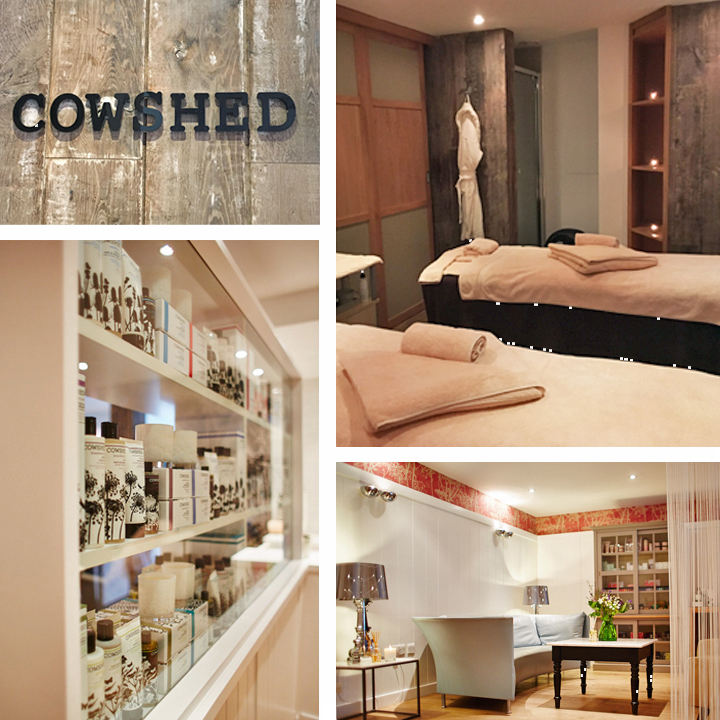 St Moritz Hotel Review - cowshed spa