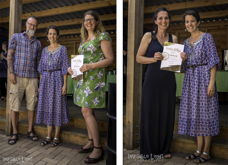 Muddy Award Winners at Mount Pleasant Eco Park