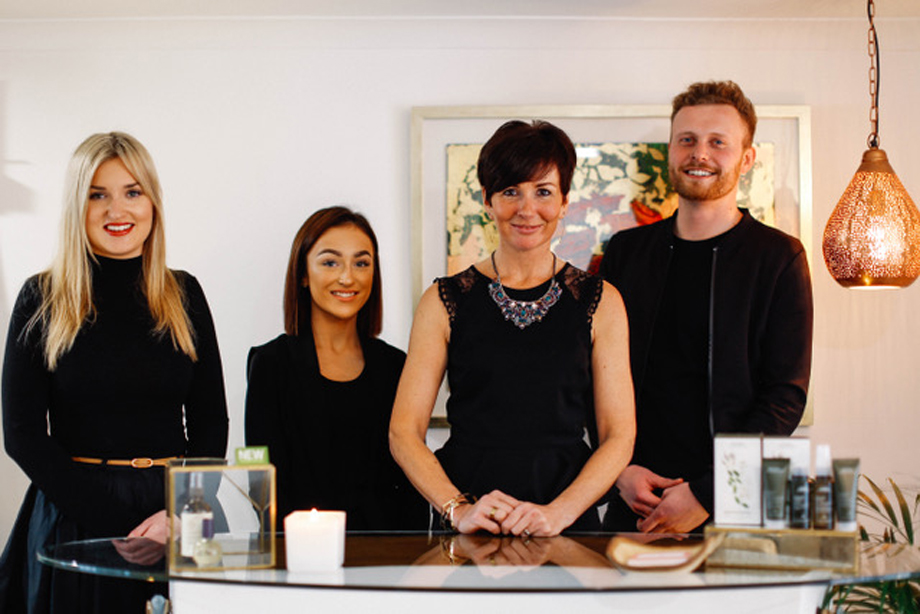 Gold Bird Hair Design Truro Staff