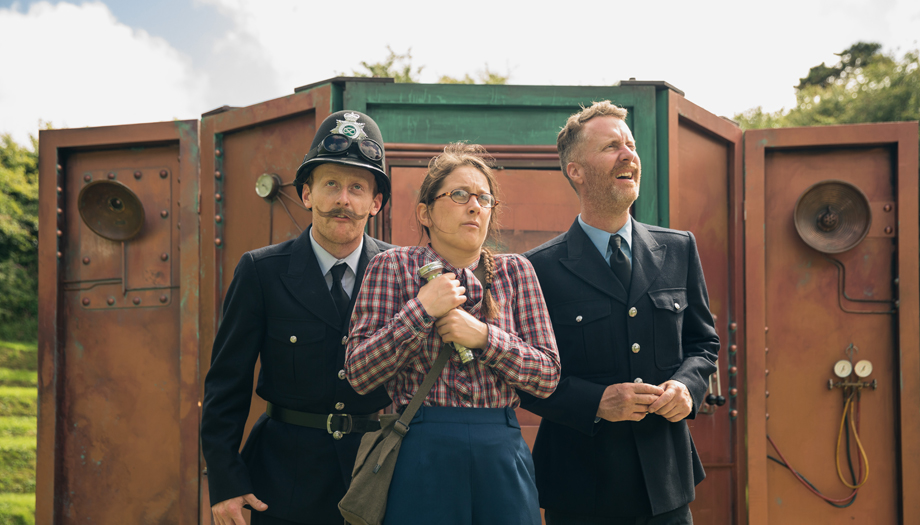 The Third Policeman Miracle Theatre