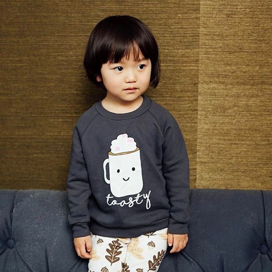 Tobias & The Bear unisex children's clothing