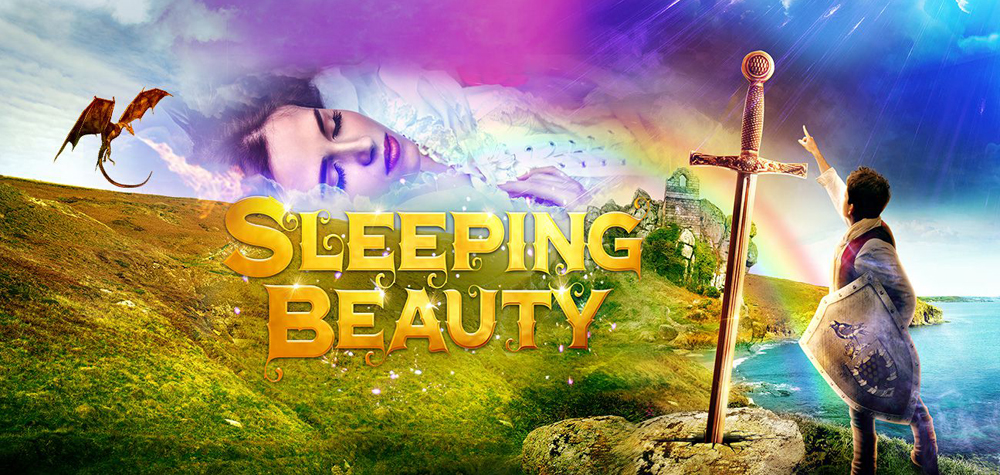 Sleeping Beauty Hall for Cornwall Christmas Show Competition
