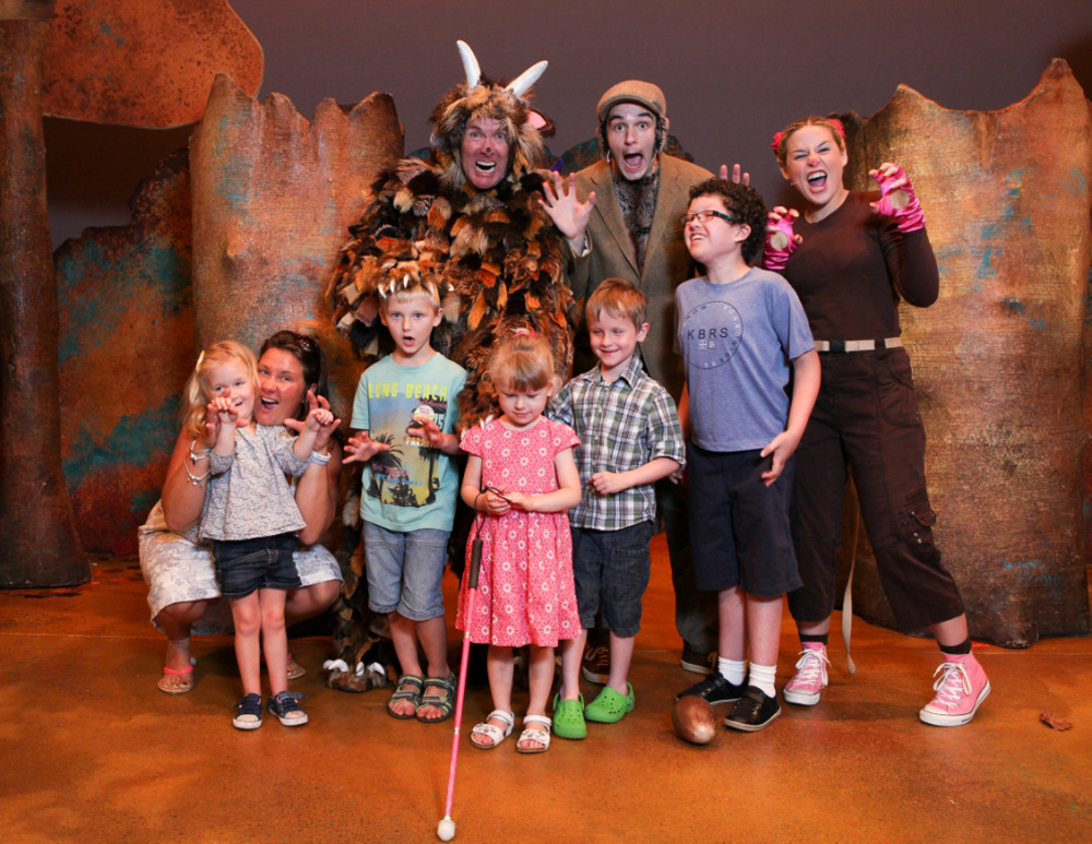 The Gruffalo at Hall For Cornwall, Children's Theatre