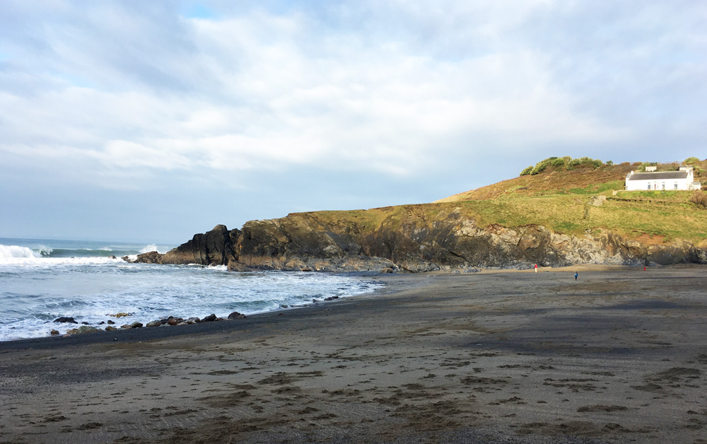 Polurrian Bay Beach, Lizard Peninsula, Cornwall