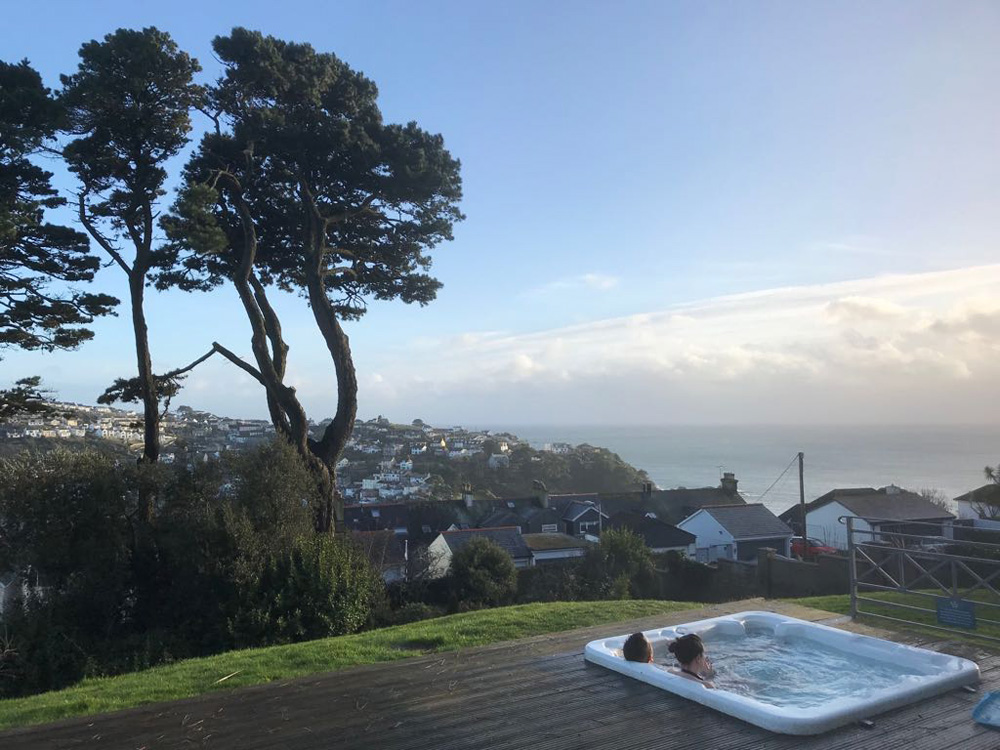 Fowey Hall Hotel Cornwall Spa Pool