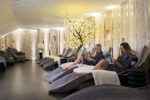 Headland Hotel Spa Relaxation Room