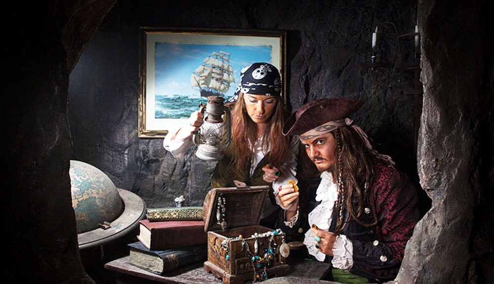pirate's quest-newquay-easter-egg-hunt
