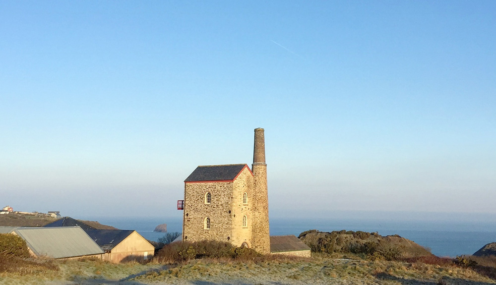 Wheal Kitty St Agnes