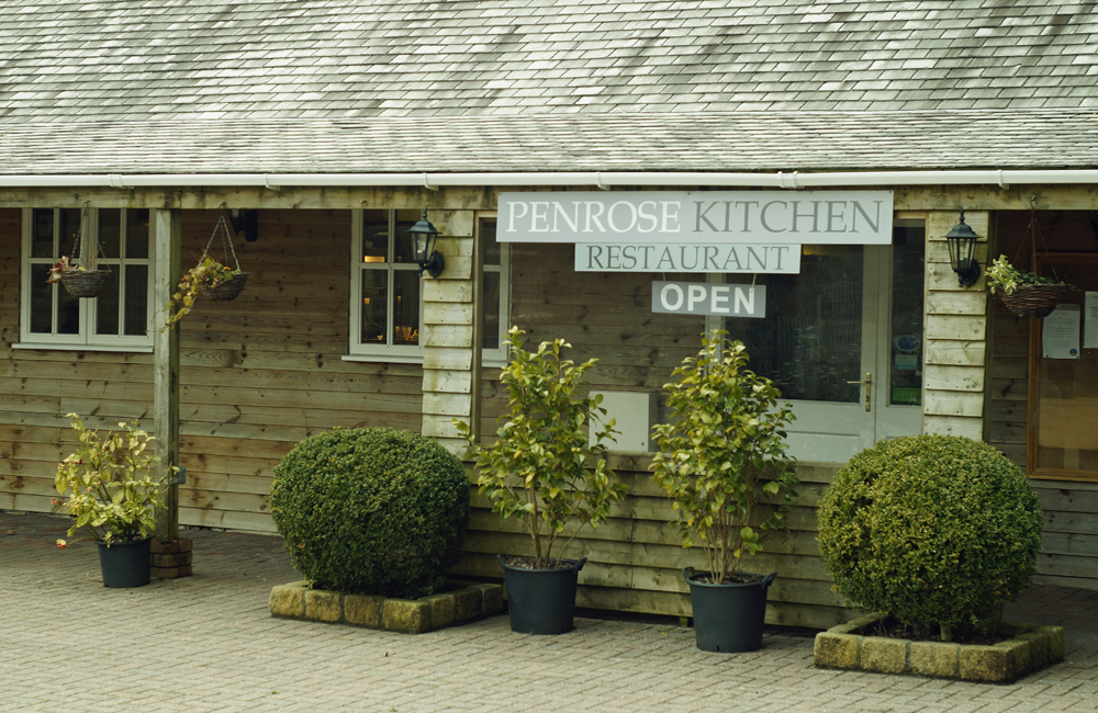 Penrose Kitchen, Truro, Cornwall