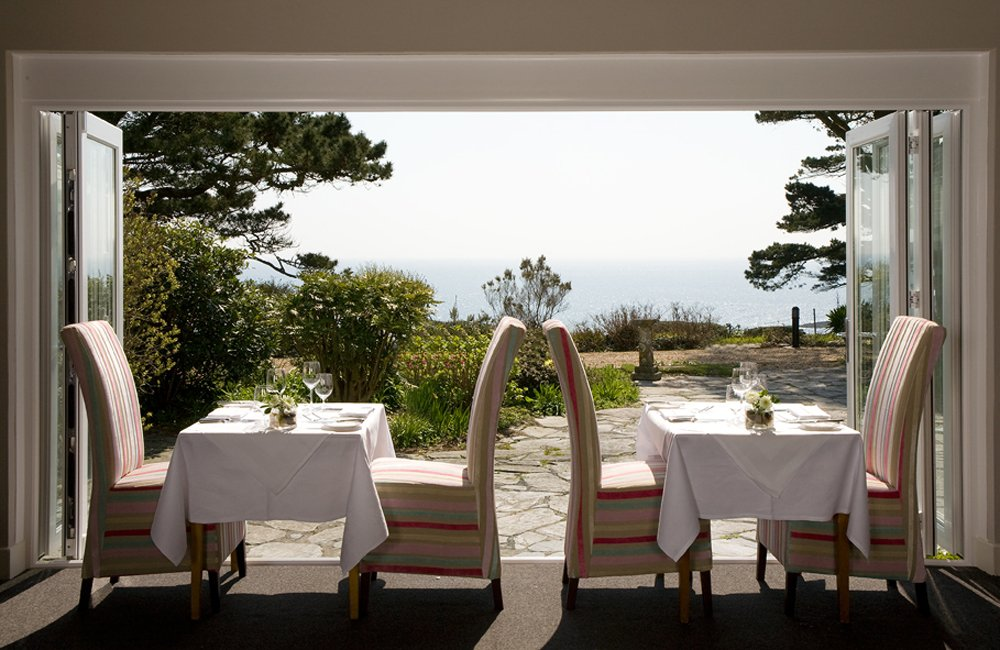 Talland Bay Hotel Restaurant