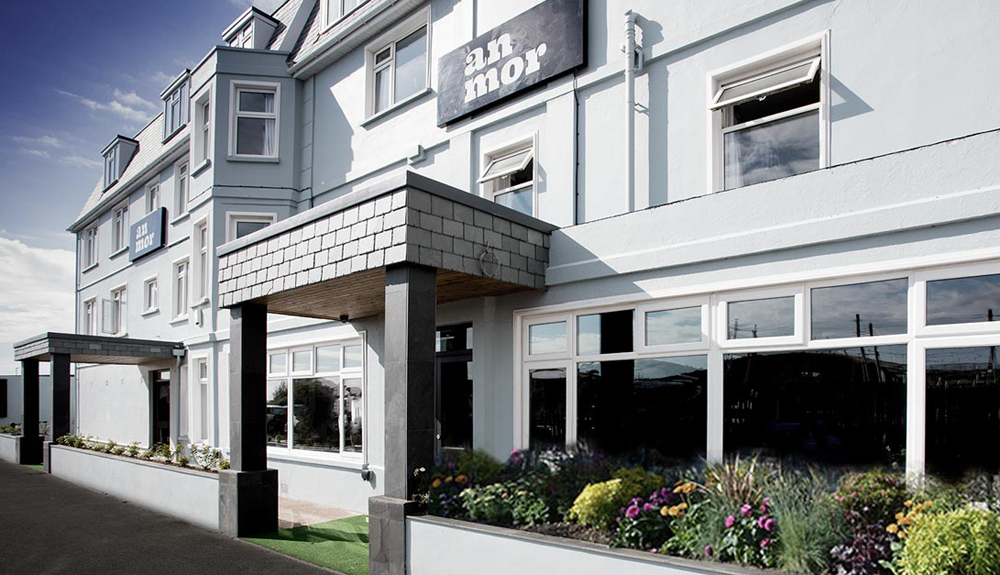 An Mor boutique hotel Bude