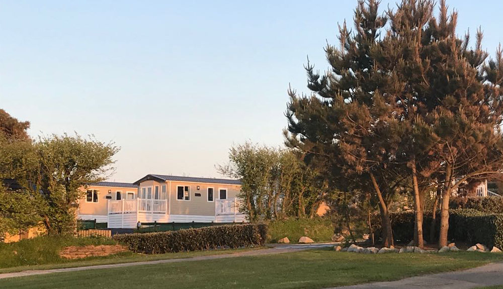 Muddy Reviews Luxury Static Caravans At Trevornick Holywell Bay