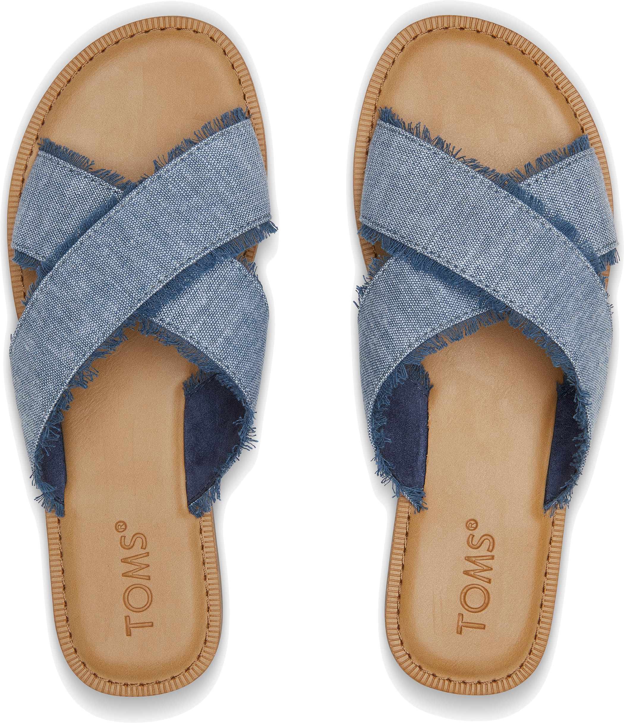 Toms Viv Sandals at the Flip Flip Shop