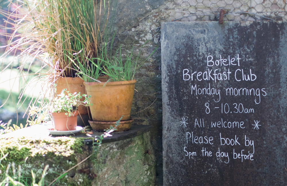 Botelet Farm Cornwall Breakfast CLub