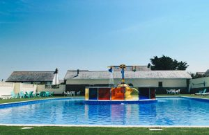 Peter Bull Resorts Cornwall Touring Camping Bude Swimming Pool