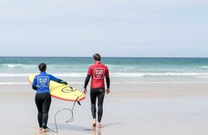 Peter Bull Resorts Cornwall Touring Camping Newquay Surf School