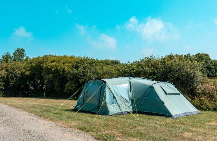 Peter Bull Resorts Cornwall Touring Camping Widemouth Bay Fields Camping
