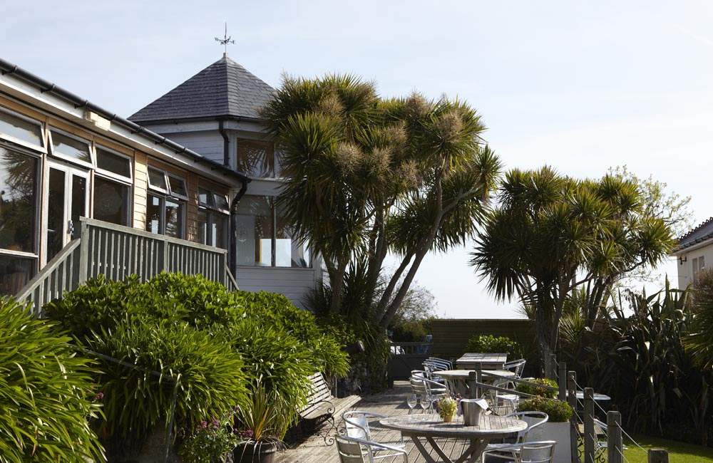 The Old Coastguard, Mousehole, Cornwall, Restaurant and Hotel
