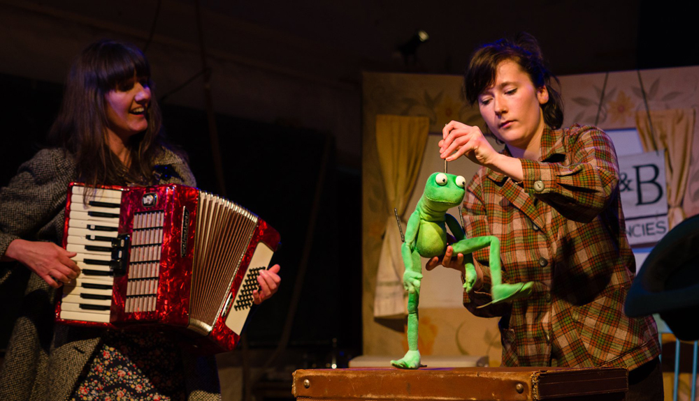 Kneehigh's The Dancing Frog