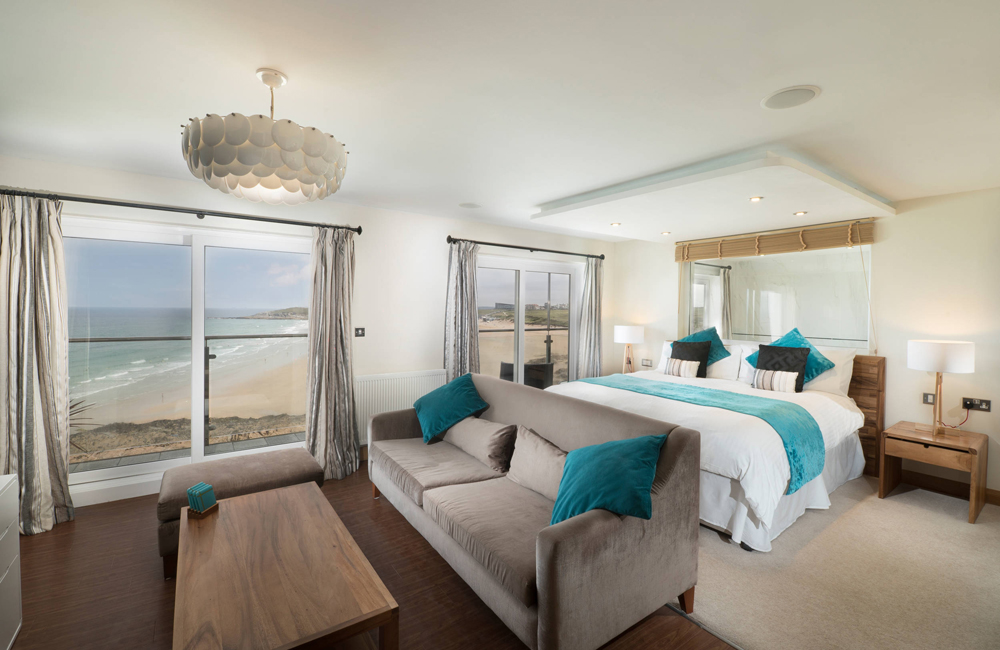 Fistral Beach Hotel Spa Newquay Cornwall
