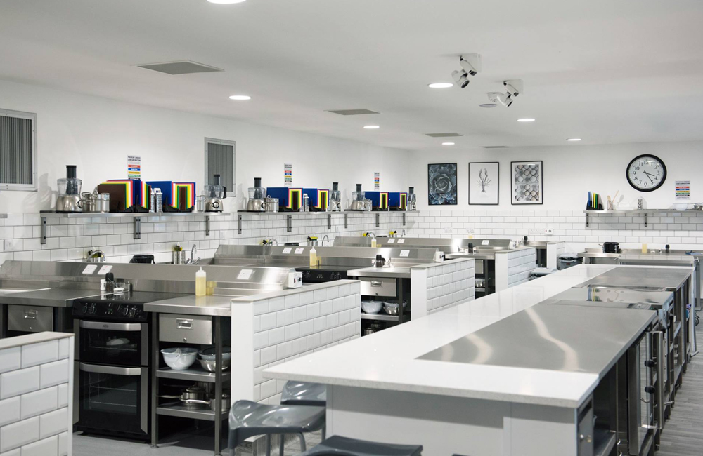 Leith's Cookery School Truro School Cornwall