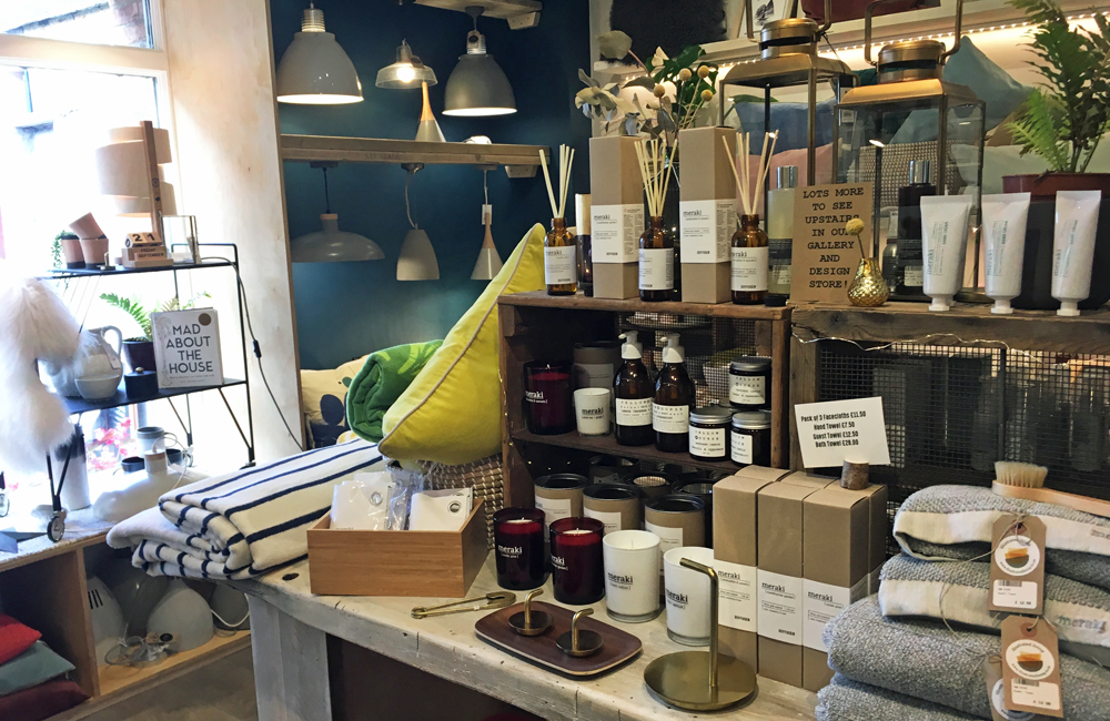 Wish List Truro Gift Interiors shop Cornwall