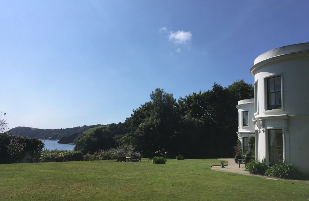 The Big Beautiful Beach House Porthpean Large Holiday Home Cornwall