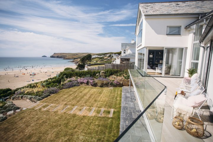 Carn Mar Holiday House polzeath Cornwall