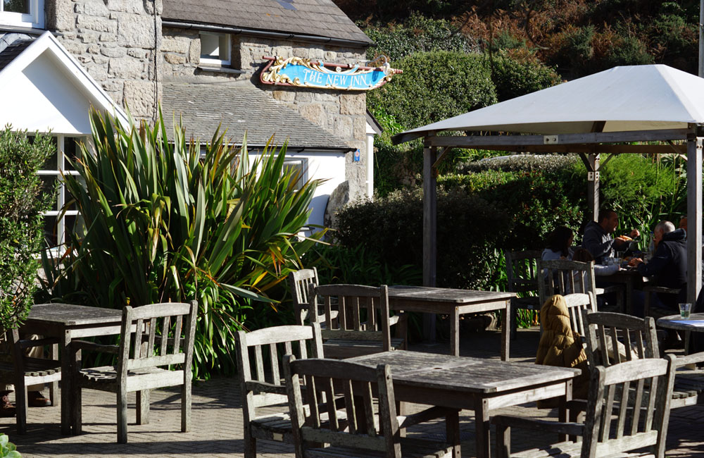 The New Inn Tresco, Scilly
