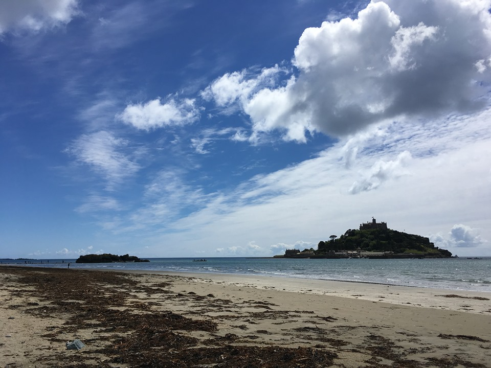 Muddy Stilettos Autumn Walks St Michael's Mount