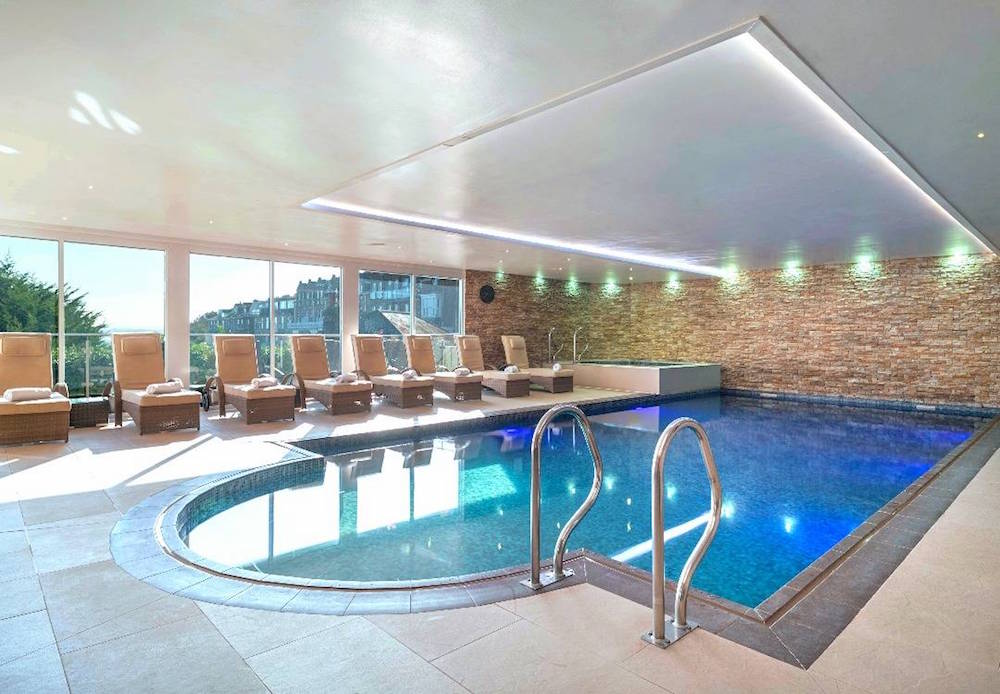 Spa at Harbour Hotel St Ives
