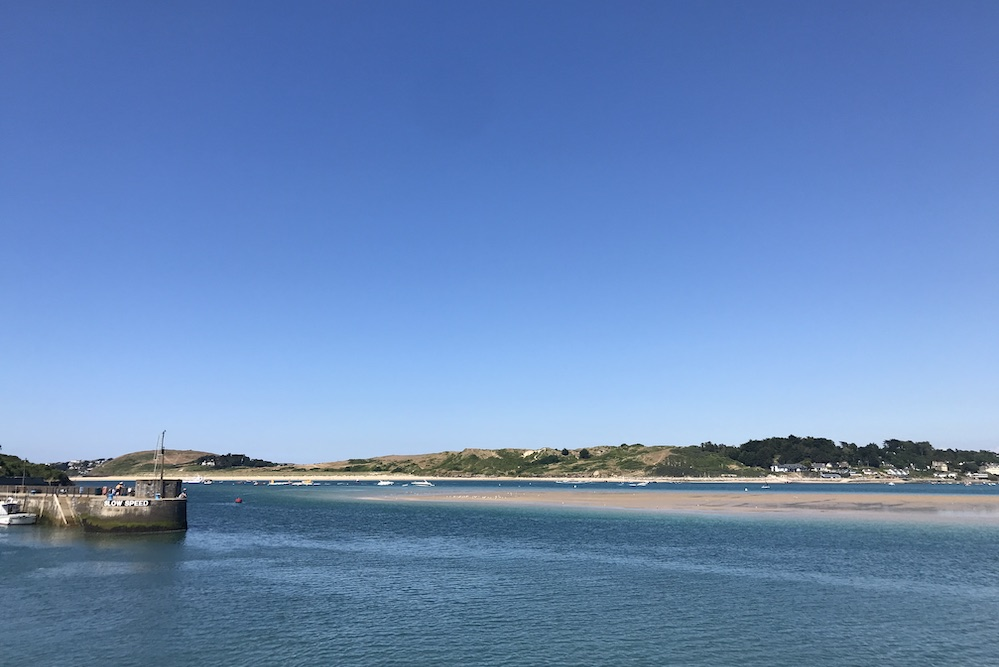 Wadebridge top places to live The Camel Estuary view to rock from padstow
