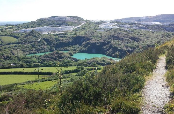 St Austell Clay country